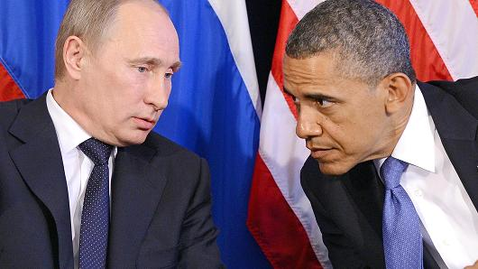 Obama Is a Russian Double Agent