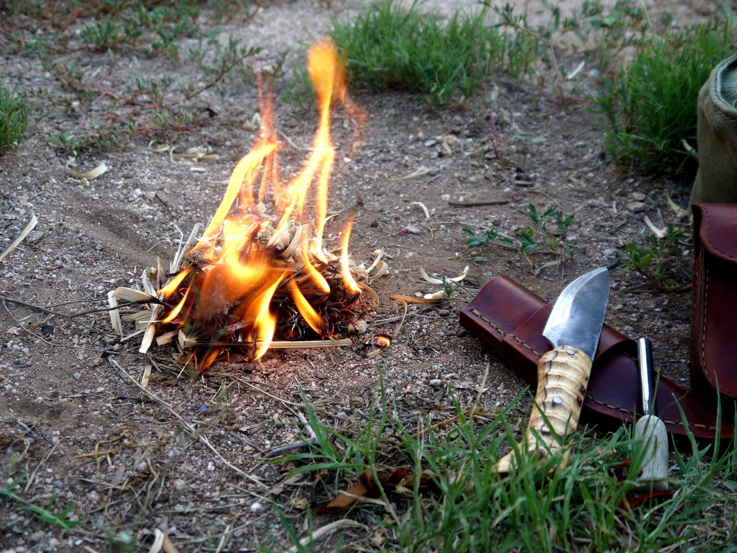 Basic Survival Skills and few Items for Bartering after SHTF