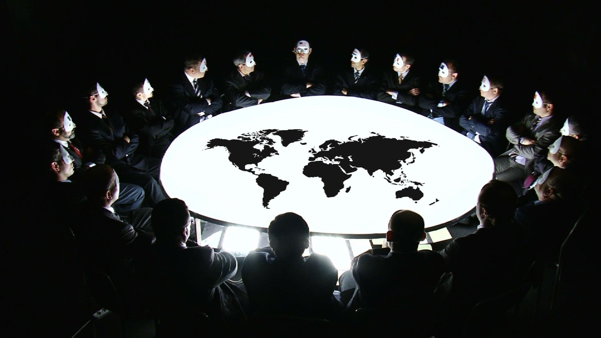 New World Order: Group Of Powerful Individuals Who Are Determined To Rule The World