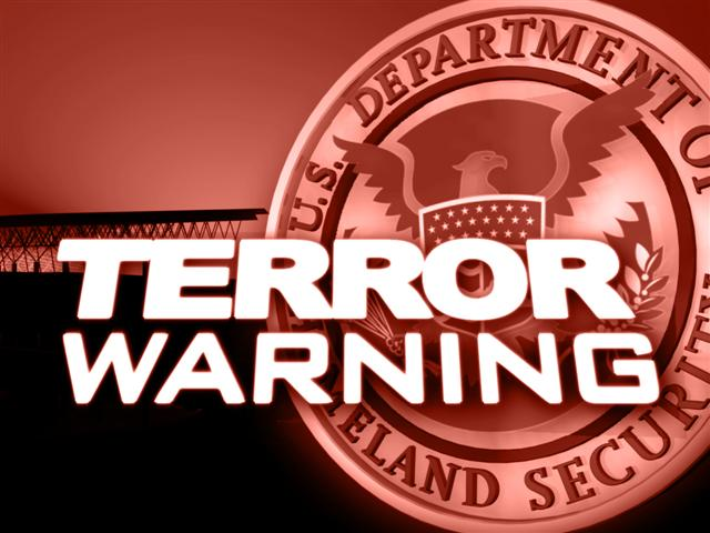The US Government: Alerts and Warnings to Prepare