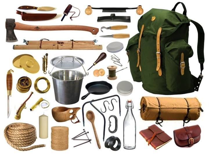 Survival Lessons: How To Build Your Bushcraft Kit