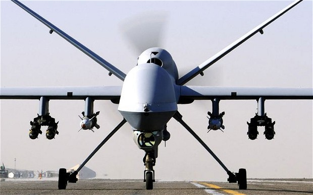 The Consequences of Global Armed Drone Proliferation