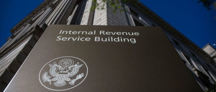The Coming IRS Reign Of Terror