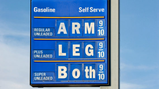 """Ruling Class Says There's No """"Shortage"""" Of Fuel, Then Blames The Shortage On """"Hoarders"""""""
