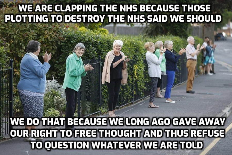 An NHS Nurses Resignation Letter –I WON'T BE PART OF THESE CRIMES AGAINST HUMANITY